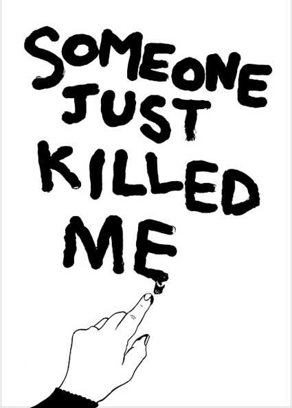 someone....