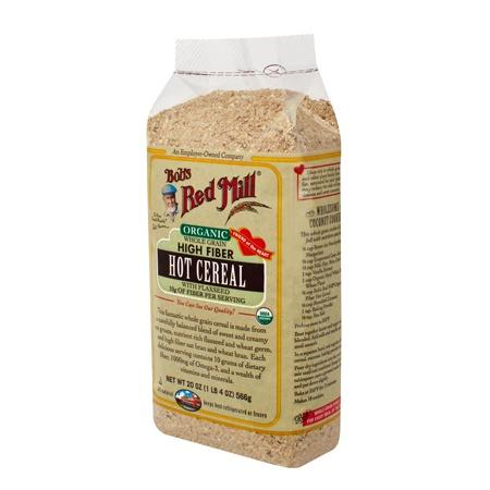 10 grams fiber per serving