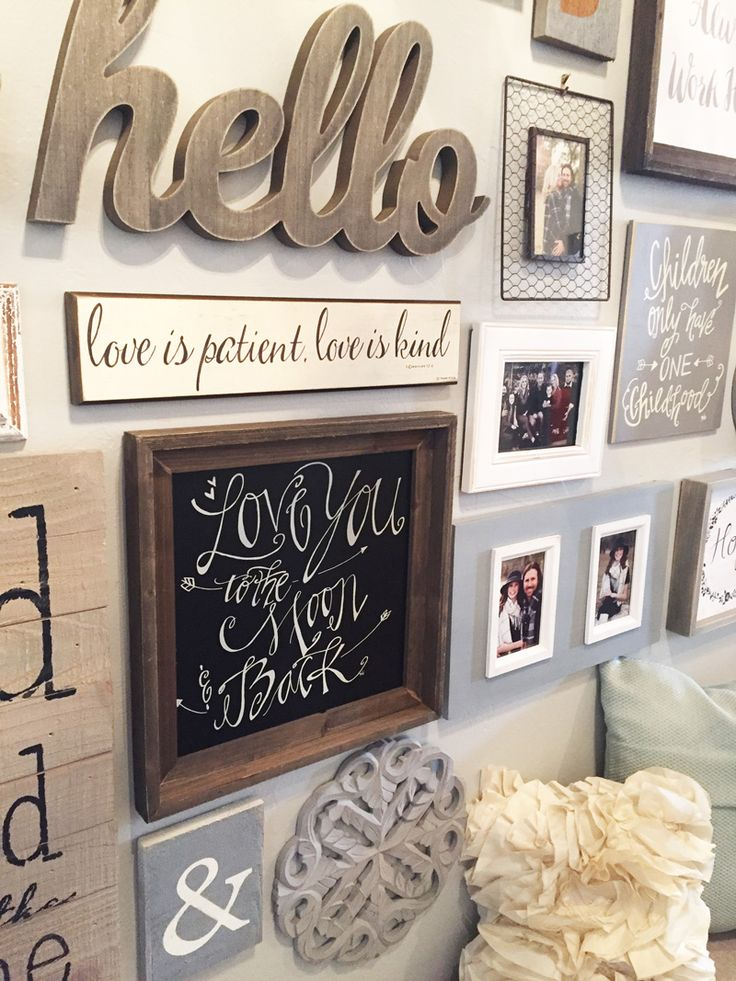 Best 25+ Wall ideas ideas on Pinterest | Accent walls ...
