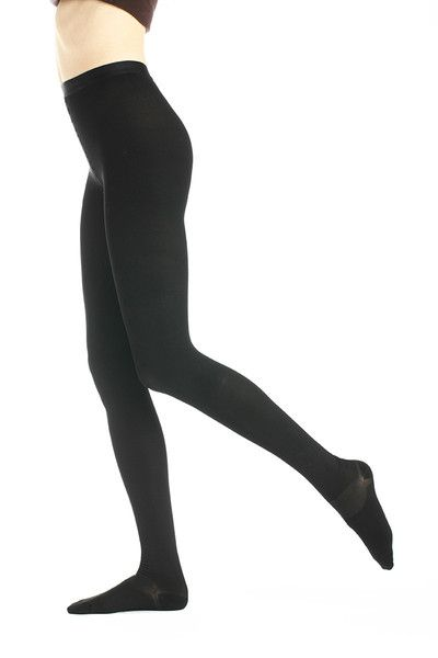 These black tights can snazz up an outfit. Paired with a black pencil skirt and patent leather flats, these are a fantastic addition to anyFall work wardrobe.