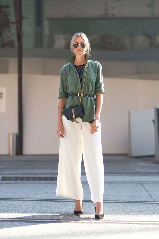 Trend To Wear: The Best Street Style from Australian Fashion Week...