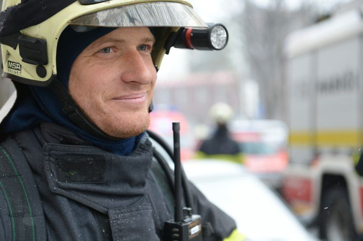 Slovak Firefighter