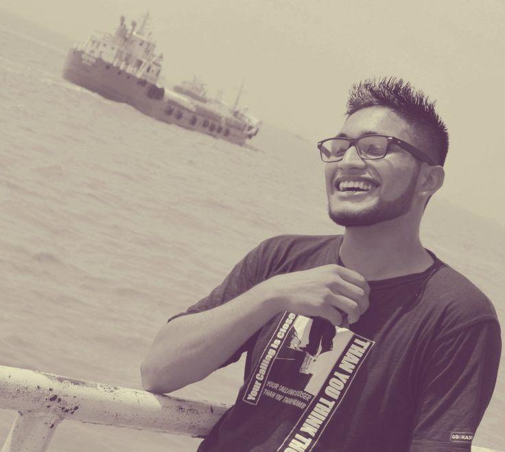 In at Nijum dip(island),Bangladesh