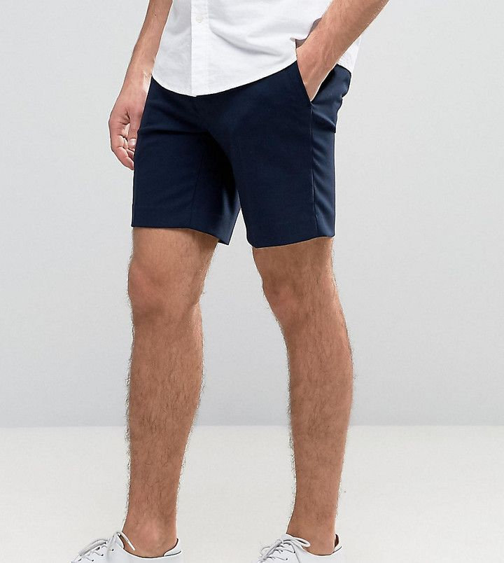 ONLY & SONS Skinny Smart Shorts