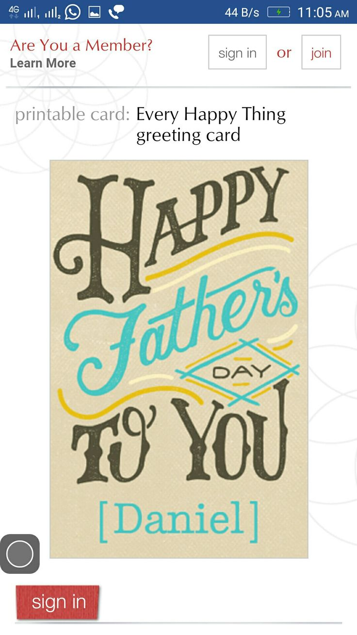 69 Best Father S Day Images On Pinterest American Greetings