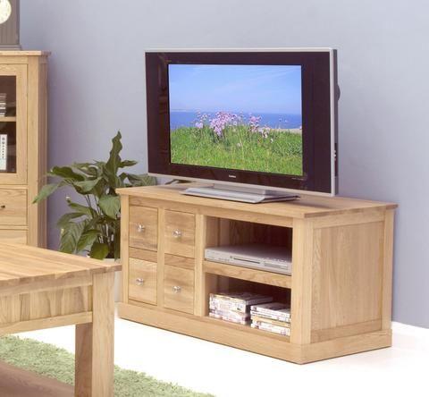 mobel oak four drawer television cabinet mobel oak pinterest television cabinet and drawers