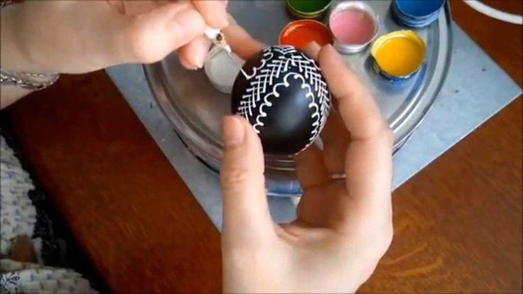 точечная роспись пасхальных яиц - Поиск в Google