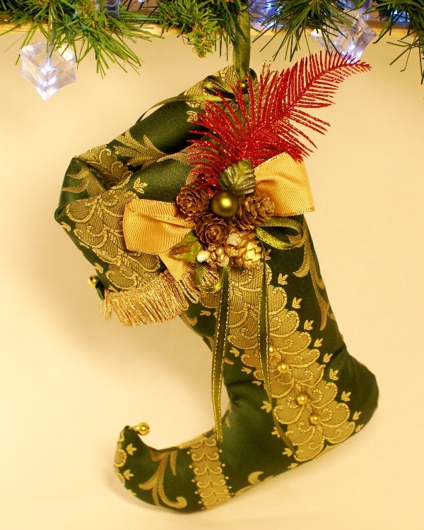 122 best images about victorian christmas stockings on for Elegant christmas decorations for sale