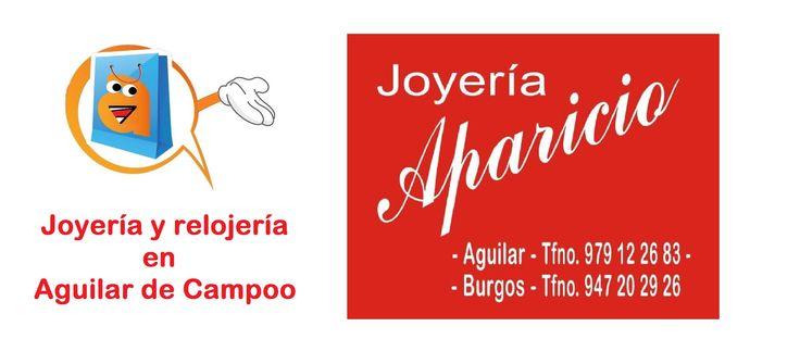 Aparicio, relojería y joyería en Aguilar de Campoo. En Joyería Aparicio somos profesionales en la venta de relojes y joyas. Trabajamos con las marcas líderes del sector para ofrecer a nuestros clientes la mejor calidad en nuestros productos.