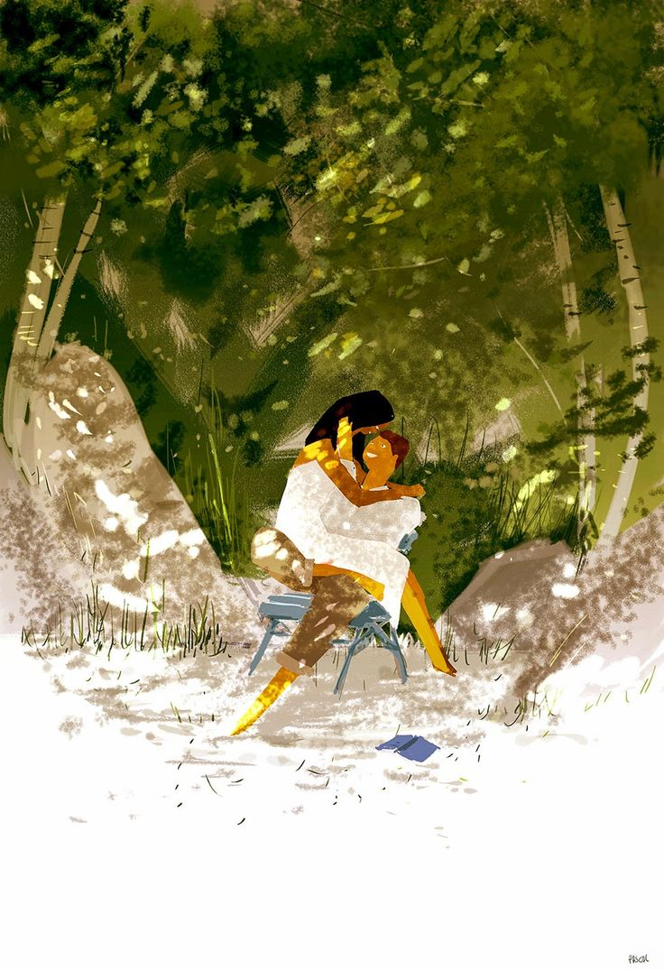pascal campion: It's really not a bad life. 아름다운 날들.