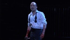 Rory Kinnear as Macbeth. Next year live at the NT. Can't wait.
