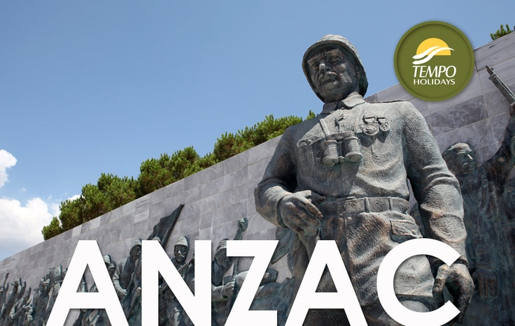 Find the Anzac Day Package that suits you!