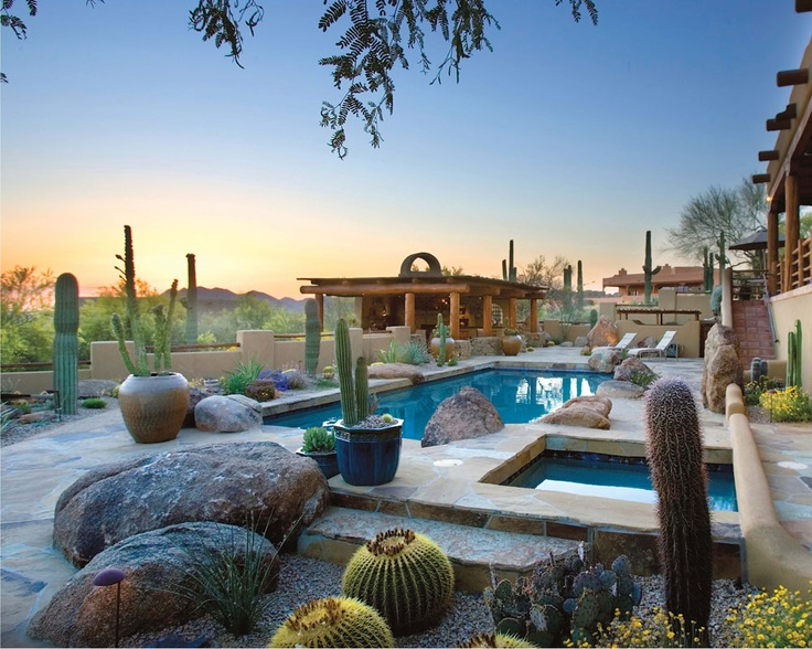 19 Best Images About Arizona Pools On Pinterest Fire