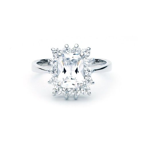 Grace Ring with Cubic Zirconia