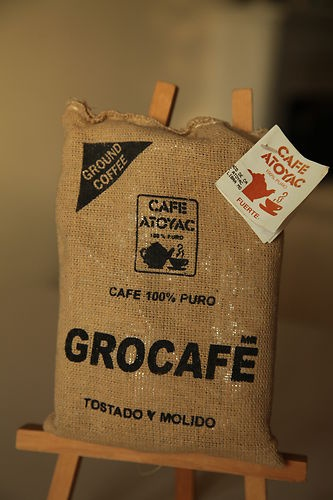Premium Mexican Ground Coffee. 100% Pure Cafe Atoyac