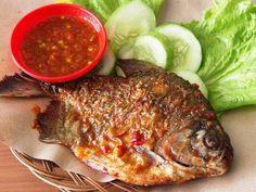 Ikan Bawal Asam Pedas.