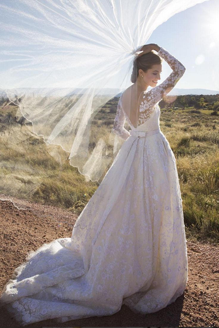 Oscar winning celebrity wedding dresses - Celebrity Weddings The Biggest And The Best