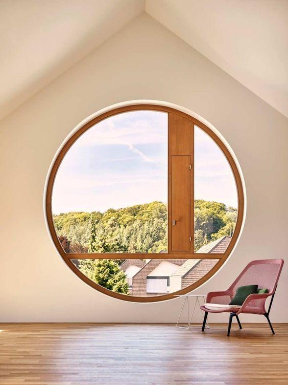 1000 id es propos de fenetre ronde sur pinterest for Decoration fenetre ronde