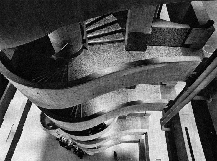 fuckyeahbrutalism: Bank of London and South... - (arquitectures)