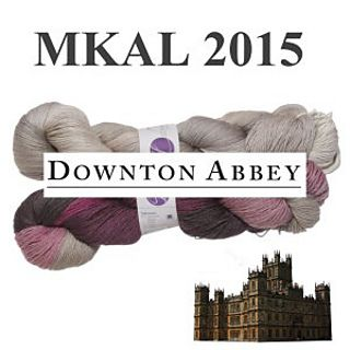 Welcome everyone to the 2015 Downton Abbey Mystery KAL with Jimmy Beans Wool! If you are returning for more Downton fun, you'll notice a few changes between this year and last including the format in which we host the KAL.