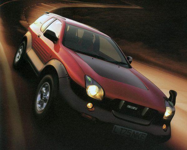 時代を25年先取りしすぎた最先端SUV いすゞビークロスの軌跡