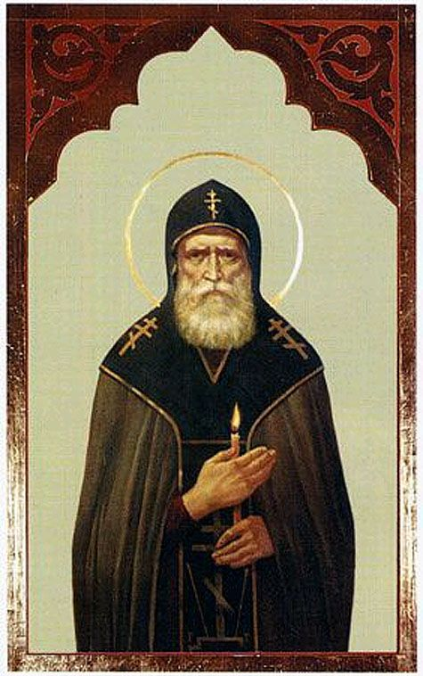 Venerable Pimen the Much-Ailing of the Kiev Near Caves - Orthodox Church in America