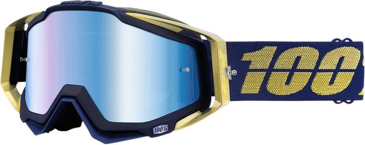 100% Racecraft Graphic MX ATV Motocross Goggles Renaissance 50110-094-02