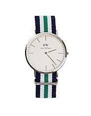 Nottingham - Daniel Wellington - Silver - Watches - Accessories men - NELLY.COM UK