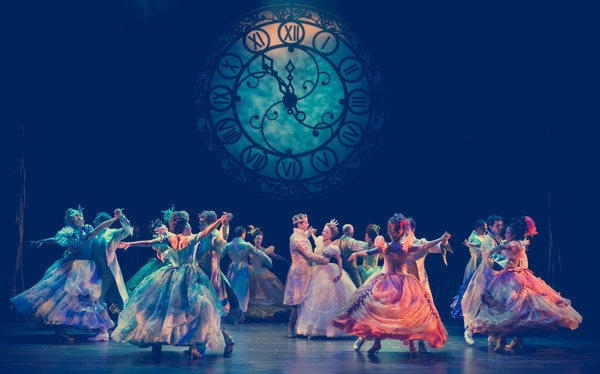 I would love to see Cinderella on Broadway. I love Rodgers and Hammerstein Cinderella so much <3