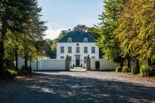 Het Witte Kasteel - restauratie en renovatie onder leiding van Francine Broos Interieurarchitecten