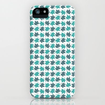 frozen FALL iPhone & iPod Case by Karla Teceno - $35.00 - Pattern