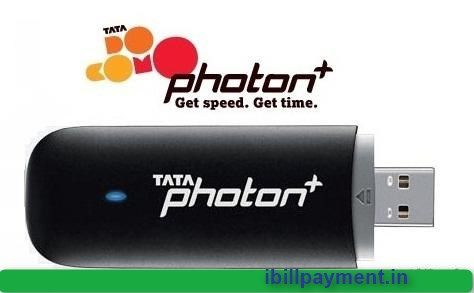 Tata Photon online payment
