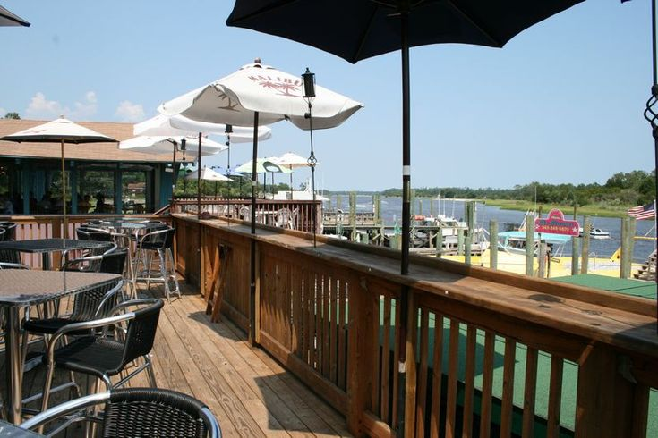 Top ten waterfront restaurants in myrtle beach | Favorite ...