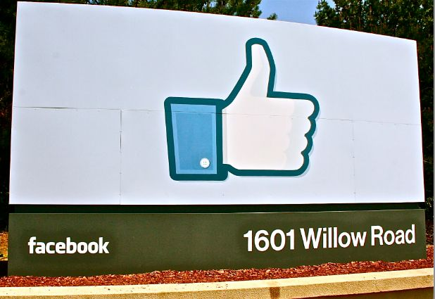 Take an exclusive look inside the new Facebook headquarters!