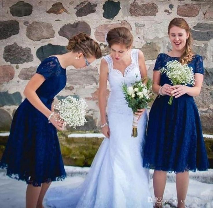 Knee Length Bridesmaids Dresses Cheap Lace Capped Sleeve Backless Country Wedding Guest Dress A Line Cuatom Made Green Bridesmaid Dress Kids Bridesmaid Dresses From Cosmobride, $86.44| Dhgate.Com
