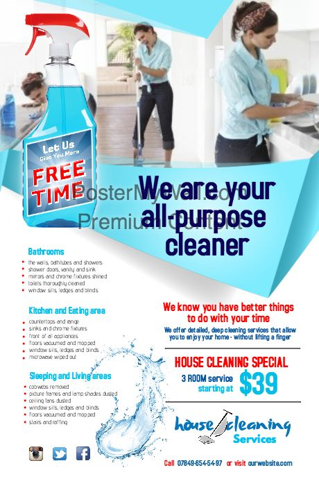 ironing service flyer template - 31 best cleaning service flyer images on pinterest