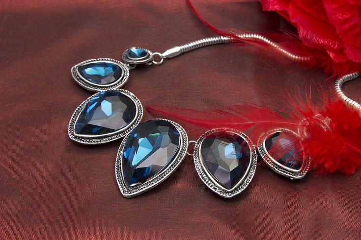 Masivní náhrdelník #sperky #jewellery #jewelry #fashionjewellery #bizu #Necklaces #czech #czechgirl #náhrdelník