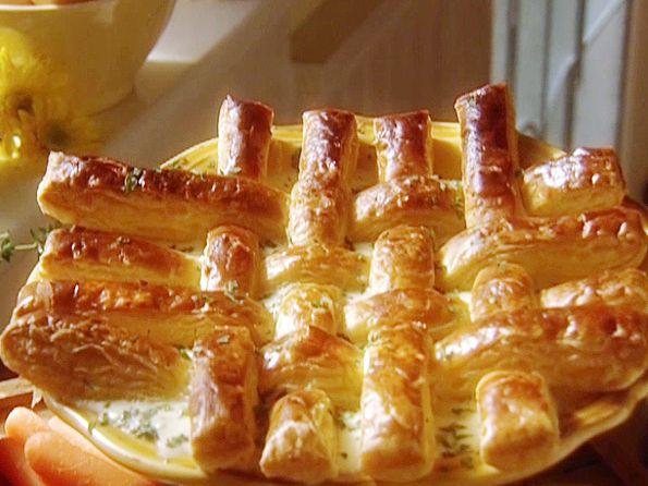 Paula Deen and sons ~ Chicken Pot Pie