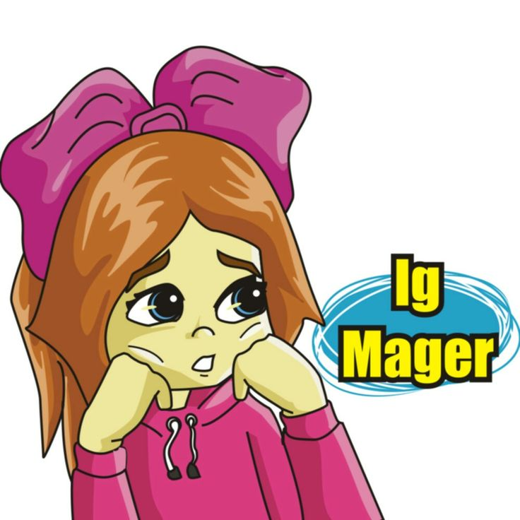 Lg mager
