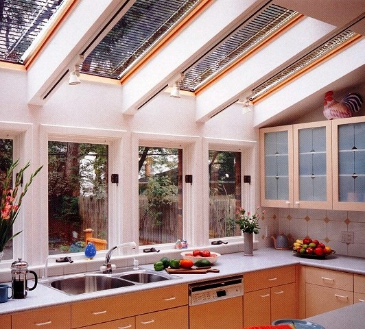 Skylight Solutions for Natural Light Indoor and Element of aesthetic Home interior