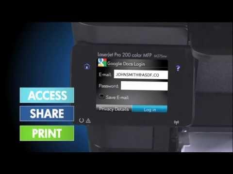 HP TopShot LaserJet Pro M275: Capture images of 3-D objects