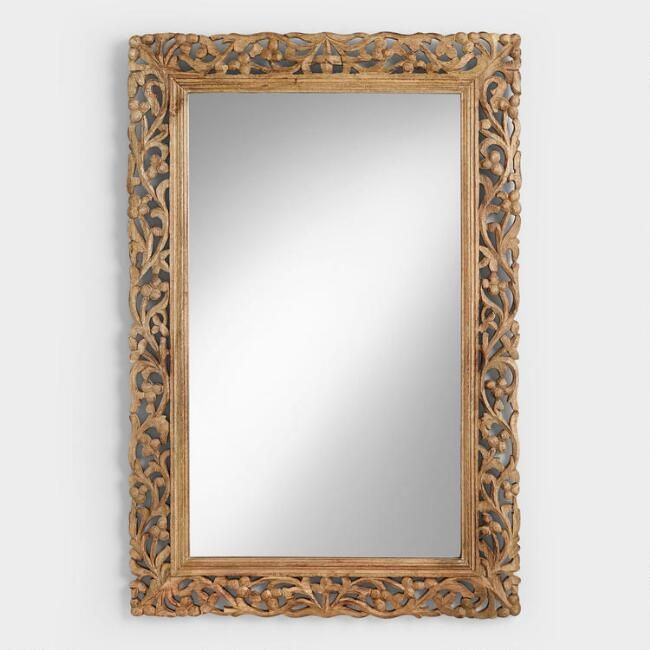 Natural Segovia Mirror - v1