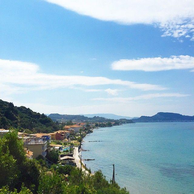 An other side of #Zakynthos! #Zante #Greece Photo credits: @brahmsi