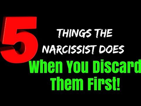 This Is What Happens When You Discard The Narcissist FIRST