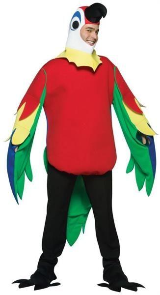 Костюм попугая ары