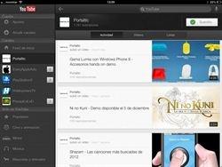 Las más descargadas en la App Store de la semana: YouTube y Gmail pisan fuerte en iPad      http://www.europapress.es/portaltic/software/noticia-mas-descargadas-app-store-semana-youtube-gmail-pisan-fuerte-ipad-20121212131511.html