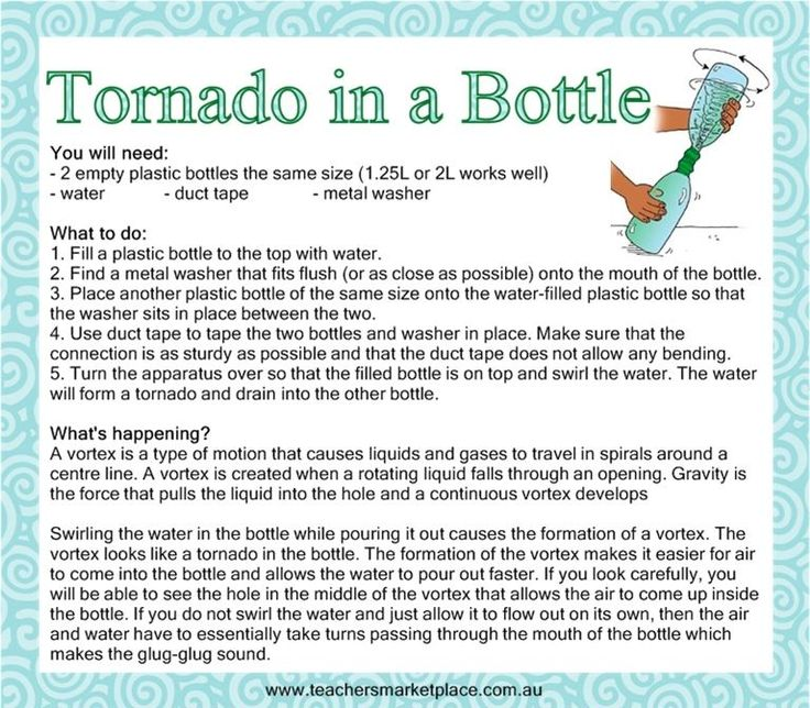 how to make a fire tornado in a bottle