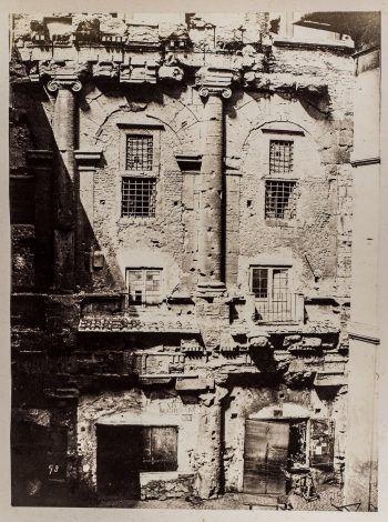 Via de' Sugherari - 1857