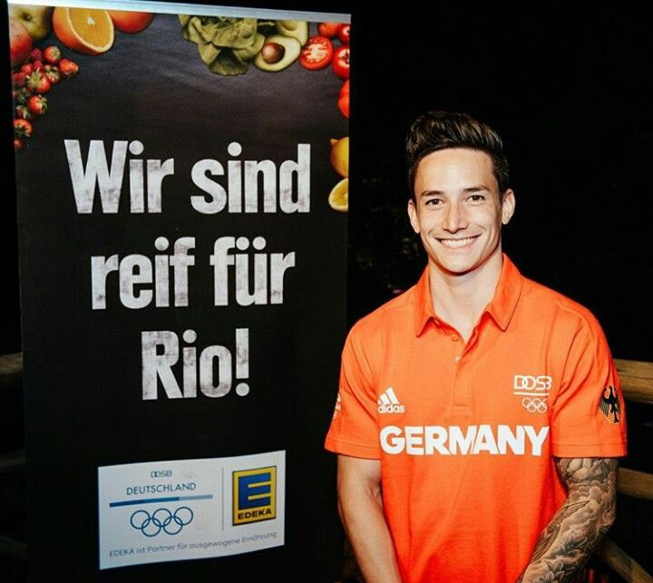 Marcel Nguyen / Germany / Athlete / Gymnastic / gymnast / Champion