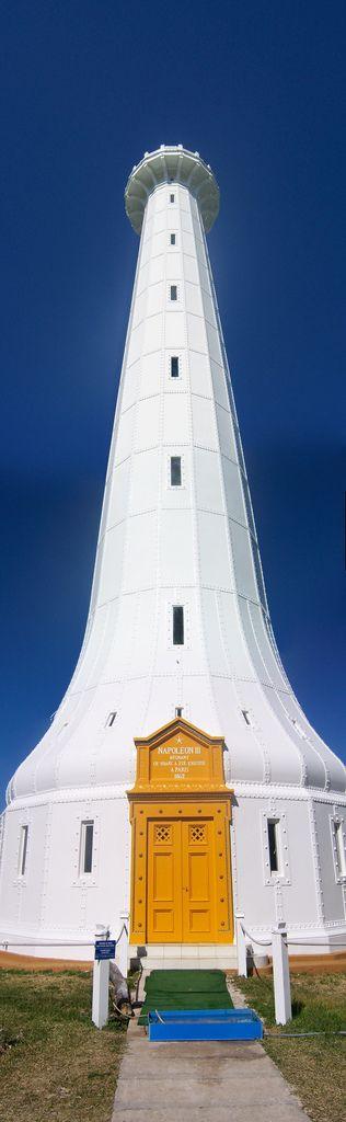 Amédée lighthouse, Nouméa, New Caledonia